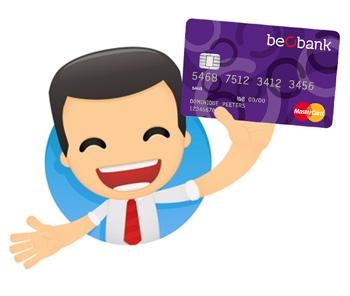 comparateur carte de crédit belgique