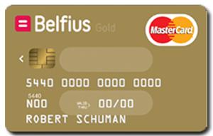 Belfius MasterCard