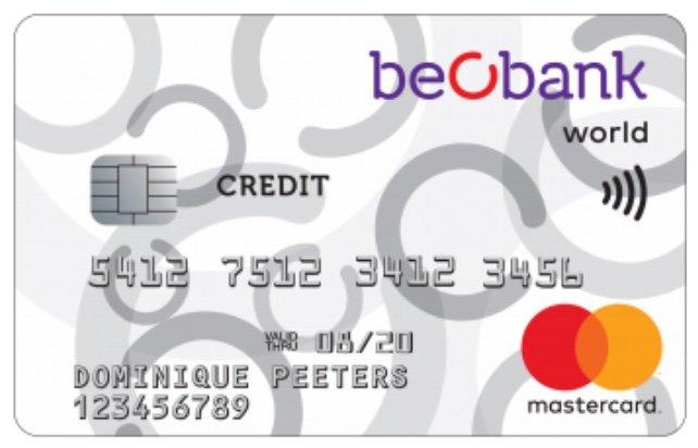 beobank extraworld mastercard