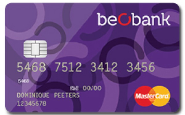 beobank mastercard