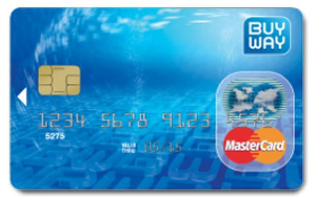 buy way Mastercard
