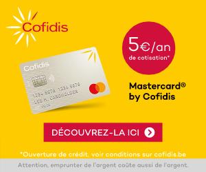 mastercard cofidis classique