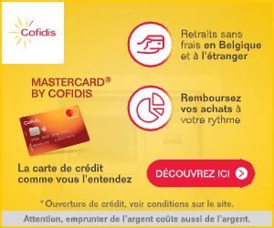carte de crédit mastercard cofidis