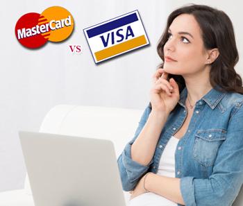 différence entre visa et mastercard