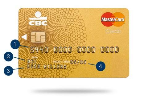 Num ros carte de cr dit en d tail tout savoir sur le - Plafond carte maestro credit agricole ...
