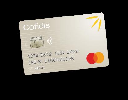 mastercard cofidis