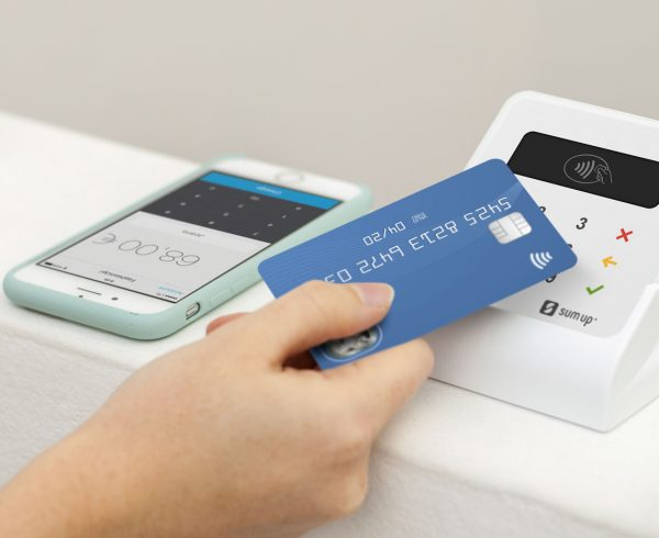 Sumup système de paiment par carte