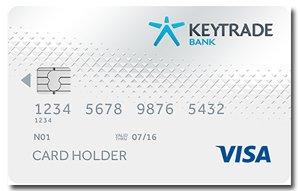 Keytrade carte de crédit gratuite belgique