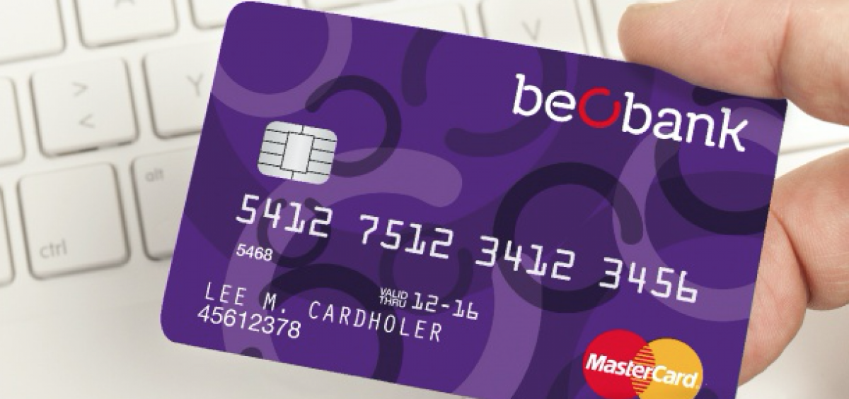 carte bancaire beobank