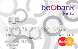 carte bancaire extra world