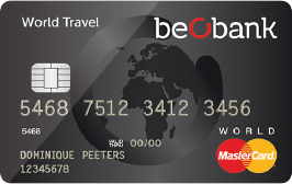 carte bancaire world travel
